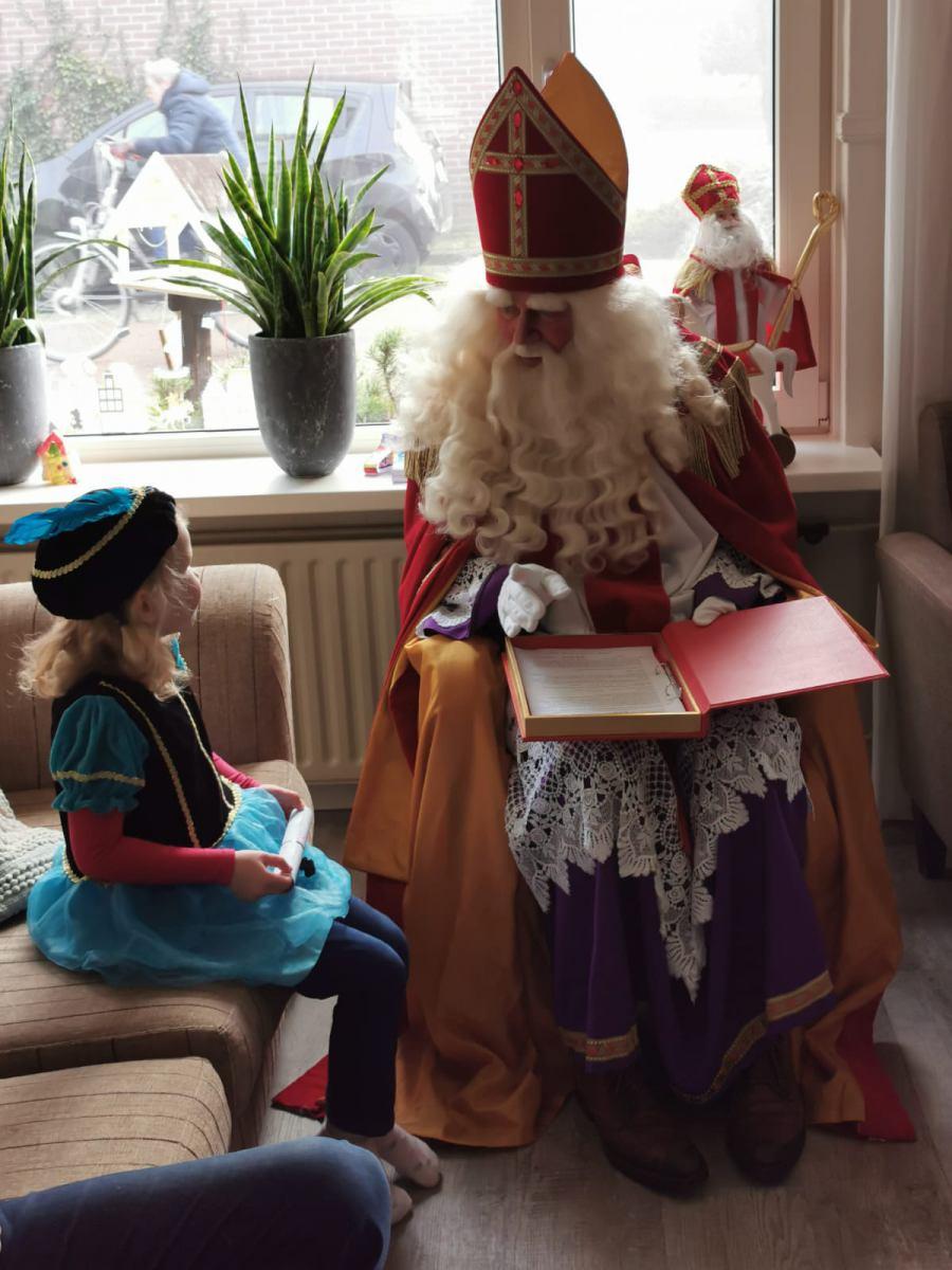 2019 Wat staat er in het grote boek van Sinterklaas?